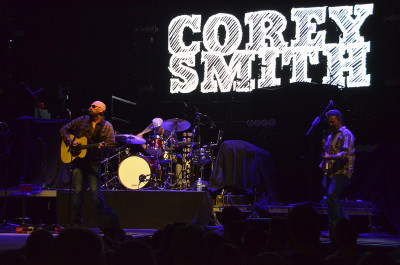 Spring concert performance: Corey Smith, Eli Young Band, and Darius Rucker