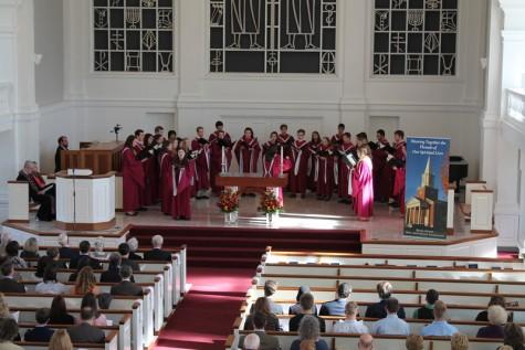 Rooke Chapel celebrates 50th anniversary