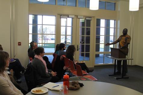 Speakers explore Ebola's political ramifications