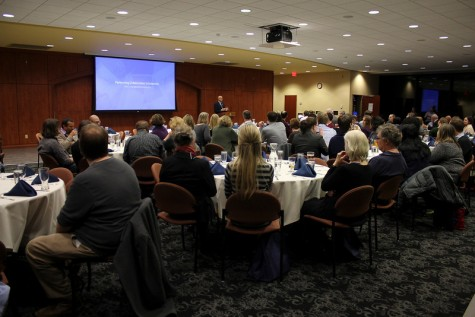 Digital Scholarship Conference engages educators in collaboration and technology discussion