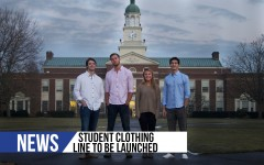 Student clothing line to be launched
