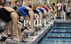 Women's swimming breaks records, steals 2nd Place in PL Championships