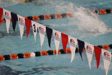Men take 4th in swimming and diving PL Championships