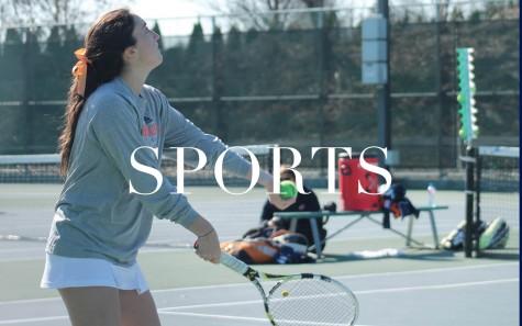 Women's tennis aces Villanova test
