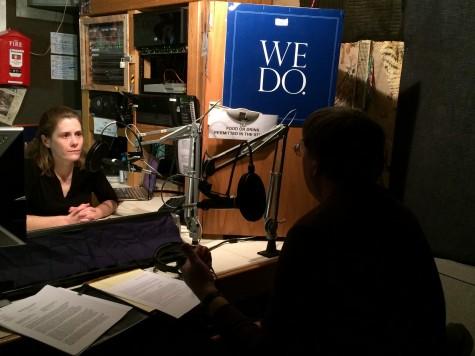 Professor hosts WVBU radio show on political activism