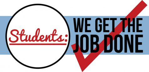 Students: We get the job done