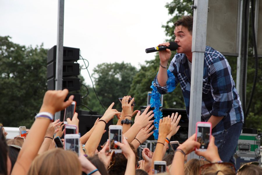 Jesse McCartney shares his 'Beautiful Soul'
