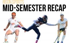 Bison sports mid-semester recap