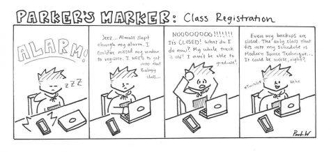 Parker's Marker: Class Registration