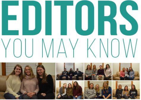 Editors You May Know Fall 2016