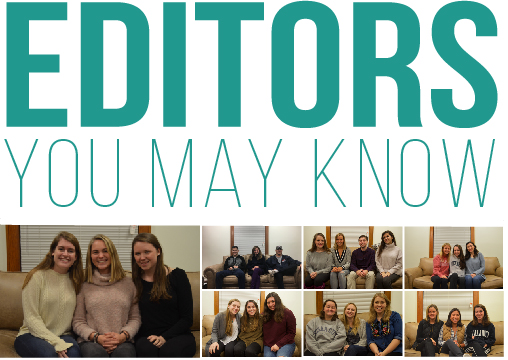 Editors You May Know Fall 2016