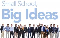 Small school, big ideas: BizPitch 2016
