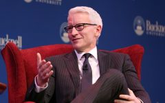 Anderson Cooper anchors Weis Center