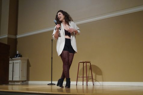 Countering the sexism of stand-up: 'Nell Party hosts first all-female comedy show