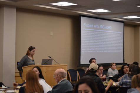 Invisible disabilities: Community dinner explores disabilities and fighting prejudice on campus