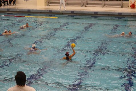 Women's water polo earns first wins at Bison Invitational