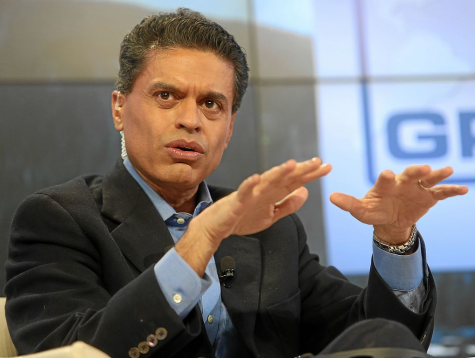 Fareed Zakaria announced as keynote speaker for 167th Commencement