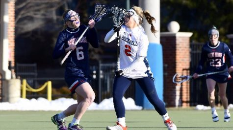 Women's lacrosse off to best start in 20 years