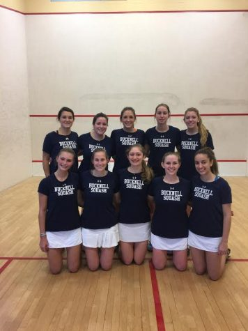 Women's club team 'squashes' competition to become best in the nation