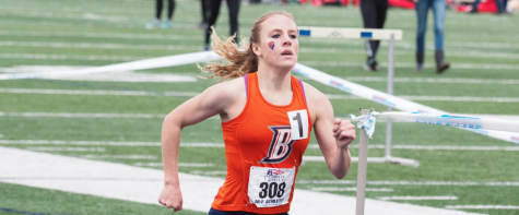 Bison runners set personal bests at Colonial Relays