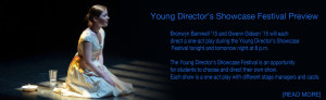 Young Director's Showcase Festival Preview