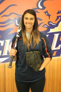 Bison Athlete of the Week: Cydnee Sanders '15