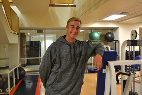 Athlete of the Week – Nick Bybel Men's Tennis