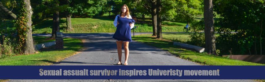 Sexual assault survivor inspires University movement