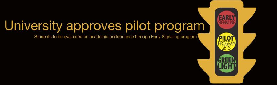 University+approves+pilot+program