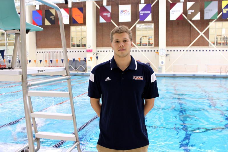 Bison Athlete of the Week - Stefan Aleksic – Men's Water Polo