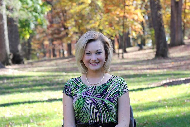 Homecoming Host: Erica Gaugler