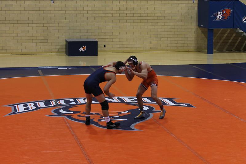 Orange Defeats Blue