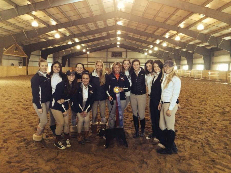 Equestrian+takes+top+spot+in+show+over+Penn+State
