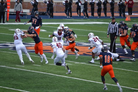Maurer Field Goal Clinches 27-24 Homecoming Overtime Victory