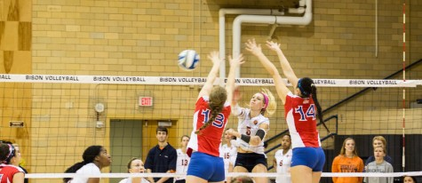 Five-set loss for volleyball vs. Navy, takes one game against Patriot League leader American