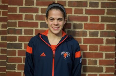Bison Athlete of the Week: Christine Bendzinski