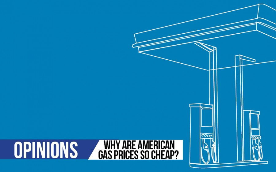 Why are American gas prices so cheap?