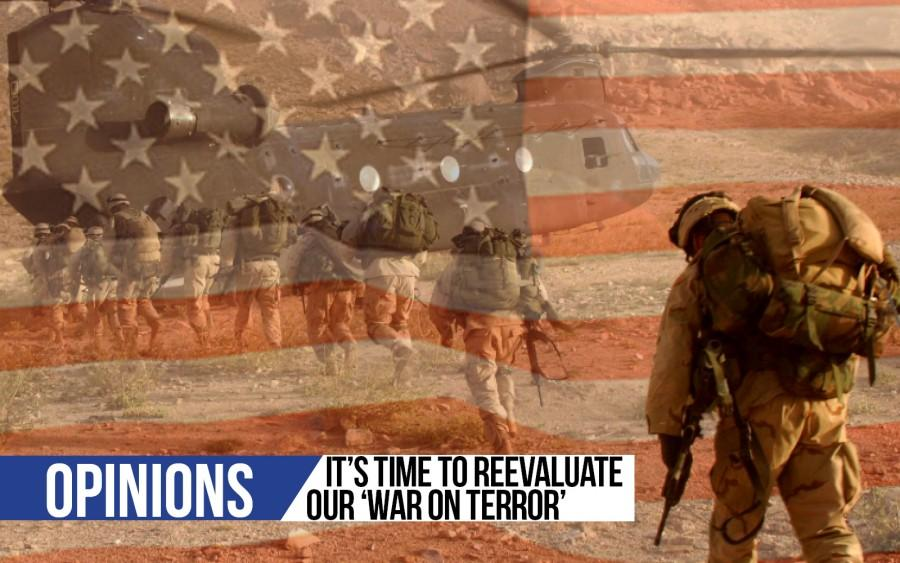 It's time to reevaluate our 'war on terror'
