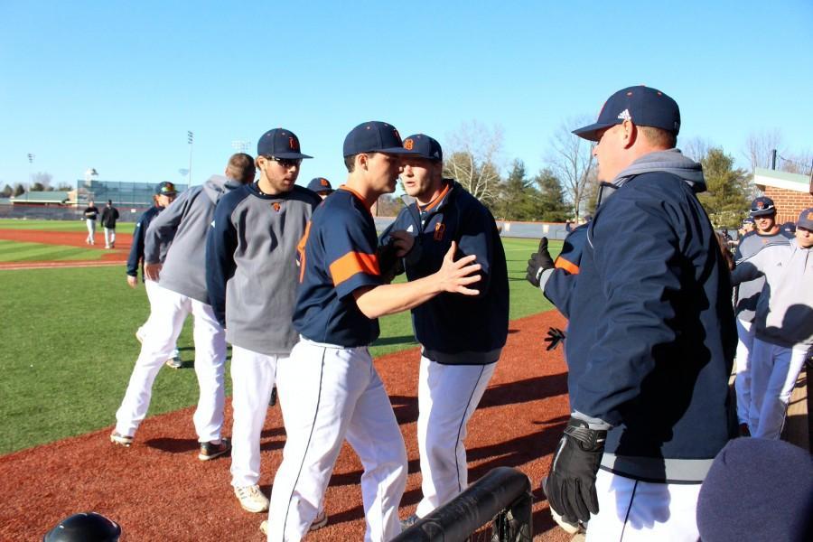 Baseball Rides Five-Game Winning Streak