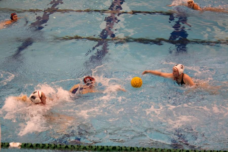 Water polo makes 2-6 mark in California series