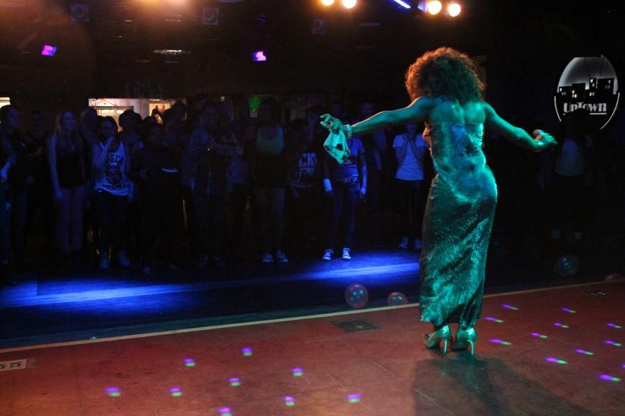 Staff dresses in drag for GSA's annual Drag Ball