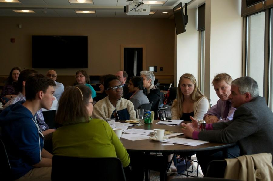 President's Diversity Council holds open forum, discusses recent and future changes for diversification