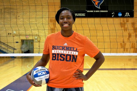 Bison Athlete of the Week: Karen Campbell, Volleyball