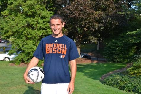 Bison Athlete of the Week: Jesse Klug '16, Men's Soccer