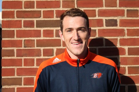 Athlete of the Week: Clarke Fox '16, Soccer
