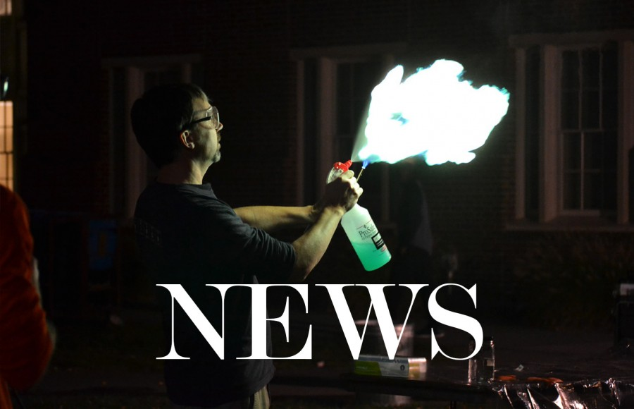 American Chemical Society's Spooky Science Show
