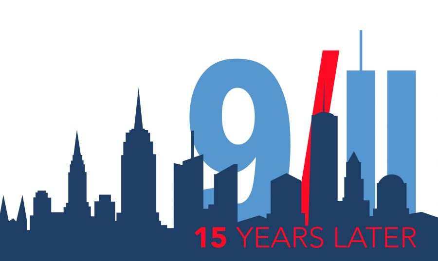 9/11 Fifteen years later