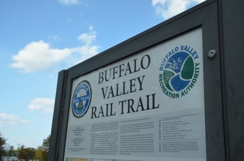 All aboard the Rail Trail