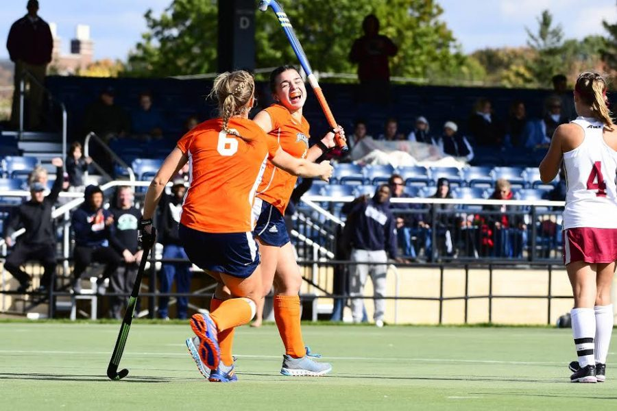 Field hockey makes case for PL playoff spot with 2-0 weekend