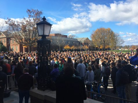 Election results serve as catalyst for political activism across campus